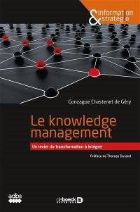 Le knowledge management
