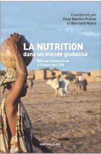 La nutrition dans un monde globalisé