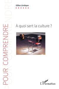 A quoi sert la culture ?