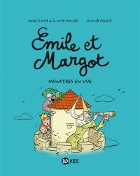 Emile et Margot. Volume 8, Monstres en vue