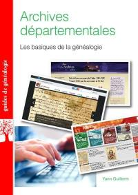 Archives départementales