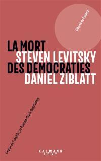 La mort des démocraties