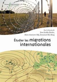 Etudier les migrations internationales