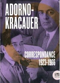 Adorno-Kracauer