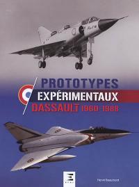 Prototypes expérimentaux Dassault, 1960-1988