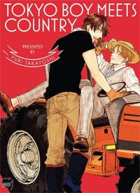 Tokyo boy meets country