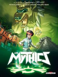 Les mythics. Volume 5, Miguel