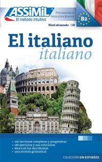 El italiano : nivel alcanzado B2