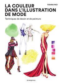 La couleur dans l'illustration de mode