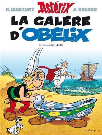 Une aventure d'Astérix. Volume 30, La galère d'Obélix