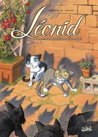 Léonid : les aventures d'un chat. Volume 2, La horde