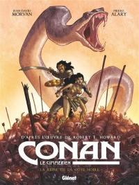 Conan le Cimmérien, La reine de la Côte noire