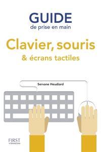 Guide de prise en main clavier, souris et écrans tactiles