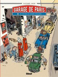 Garage de Paris, Dix histoires de voitures populaires