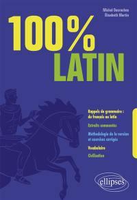 100 % latin