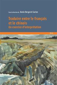 Traduire entre le français et le chinois