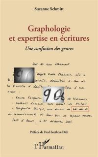 Graphologie et expertise en écritures