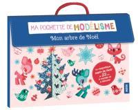 Ma pochette de modélisme : mon arbre de Noël