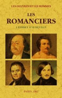 Les oeuvres et les hommes. Volume 4, Les romanciers