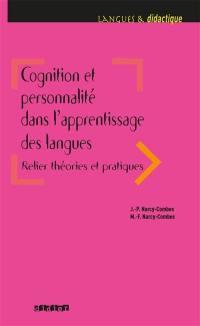 Cognition et personnalité dans l'apprentissage des langues