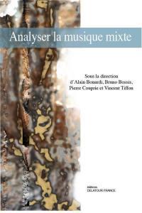 Analyser la musique mixte