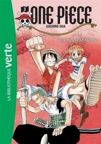 One Piece. Volume 3, Une nouvelle recrue