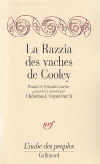 La Razzia des vaches de Cooley