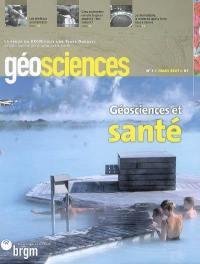 Géosciences. n° 5, Géosciences et santé