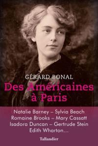 Des Américaines à Paris : 1850-1920