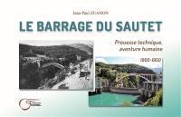 Le barrage du Sautet