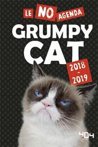 Le no agenda Grumpy Cat 2018-2019