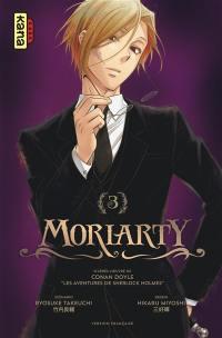 Moriarty. Volume 3,