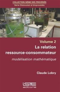 La relation ressource-consommateur