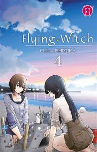 Flying witch. Volume 4