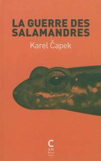 La guerre des salamandres