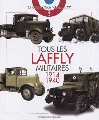 Tous les Laffly militaires
