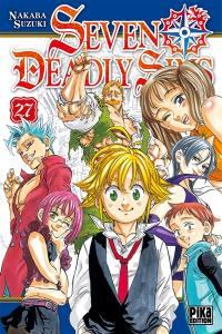 Seven deadly sins. Volume 27, Seven deadly sins