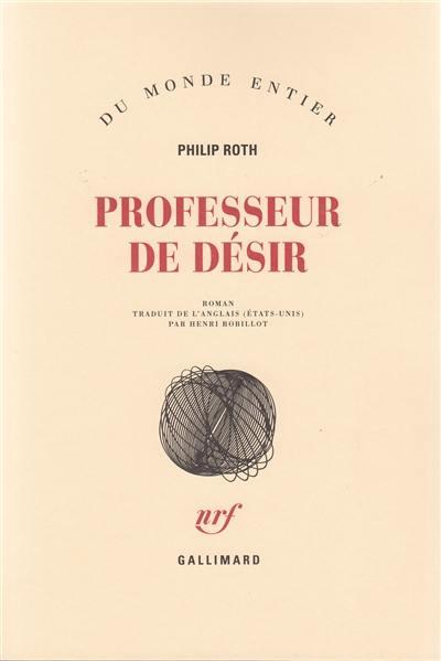 Professeur de désir