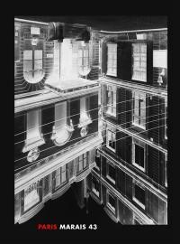 Marais, Paris, 1943