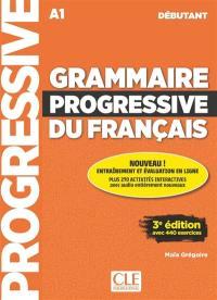 Grammaire progressive du français