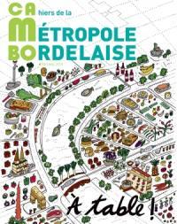 CaMBo : cahiers de la métropole bordelaise. n° 13, A table !