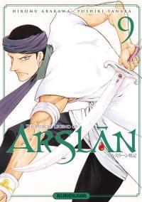 The heroic legend of Arslân. Volume 9,