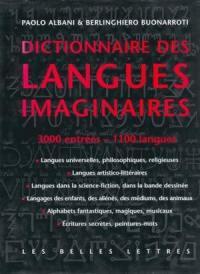 Dictionnaire des langues imaginaires