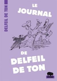 Le journal de Delfeil de Ton