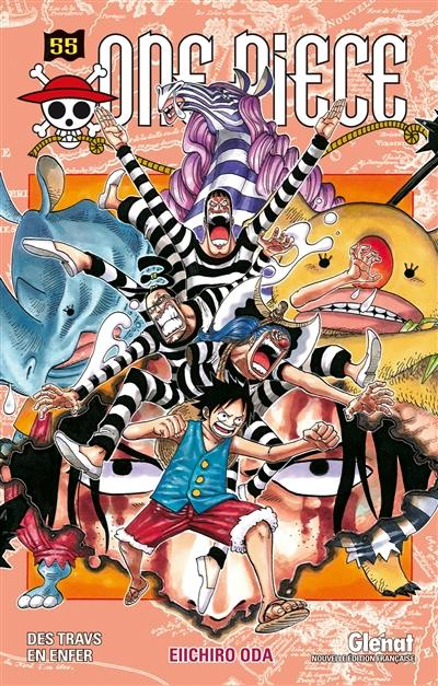 One Piece. Volume 55, Des travs en enfer