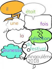 Sélection jeunesse Angoulême 2018