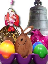 Pâques en avril, l'info sur le gril.